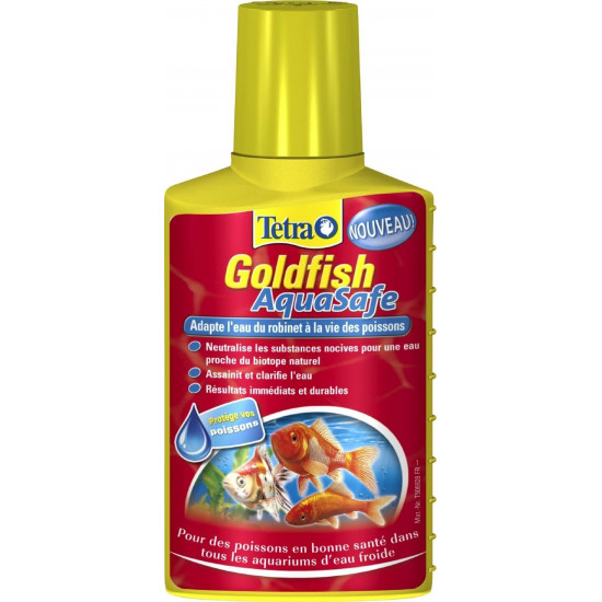 Tetra aquasafe goldfish 100ml
