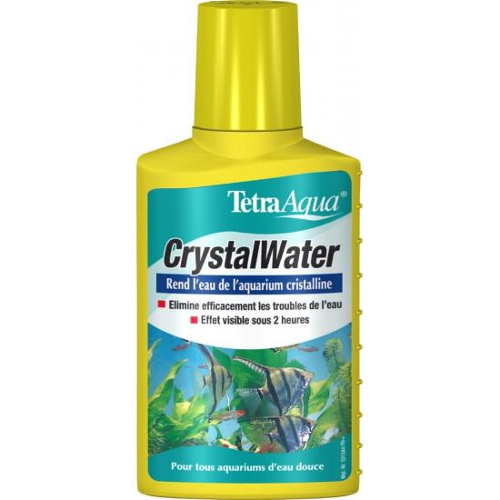 Tetra crystal water 100ml de Tetra - Tetra pond - Nourriture pour poissons dans Equilibre de l'eau