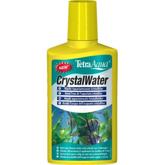 Tetra crystal water 250ml de Tetra - Tetra pond - Nourriture pour poissons dans Equilibre de l'eau