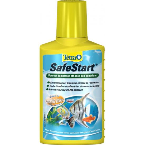 Tetra aqua safestart 100ml de Tetra - Tetra pond - Nourriture pour poissons dans Equilibre de l'eau