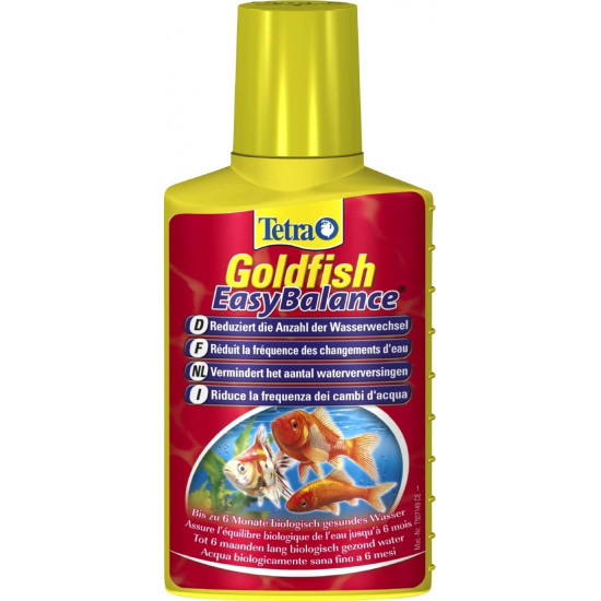 Tetra goldfish easybalance 100ml de Tetra - Tetra pond - Nourriture pour poissons dans Equilibre de l'eau