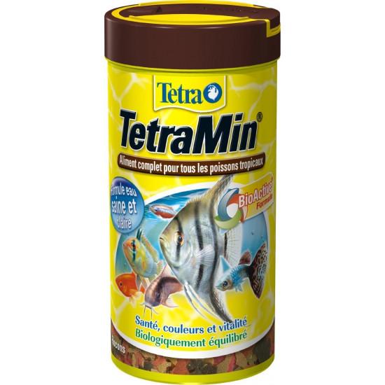 Tetra tetramin flocons 100ml de Tetra - Tetra pond - Nourriture pour poissons dans Poissons tropicaux