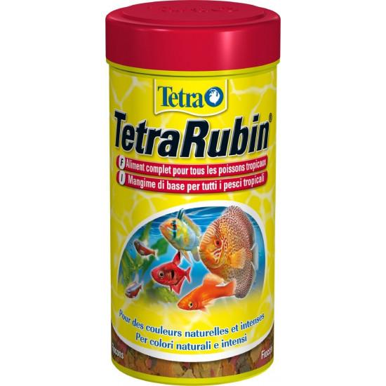 Tetra rubin flocons 250ml de Tetra - Tetra pond - Nourriture pour poissons dans Poissons tropicaux