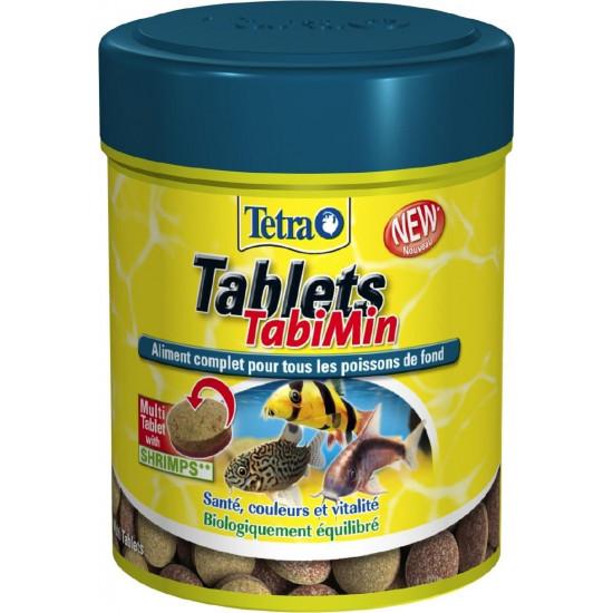 Tetra tabimin 275tab. 150ml de Tetra - Tetra pond - Nourriture pour poissons dans Poissons tropicaux