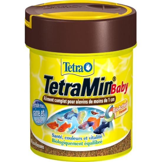 Tetra tetramin baby 66ml de Tetra - Tetra pond - Nourriture pour poissons dans Poissons tropicaux