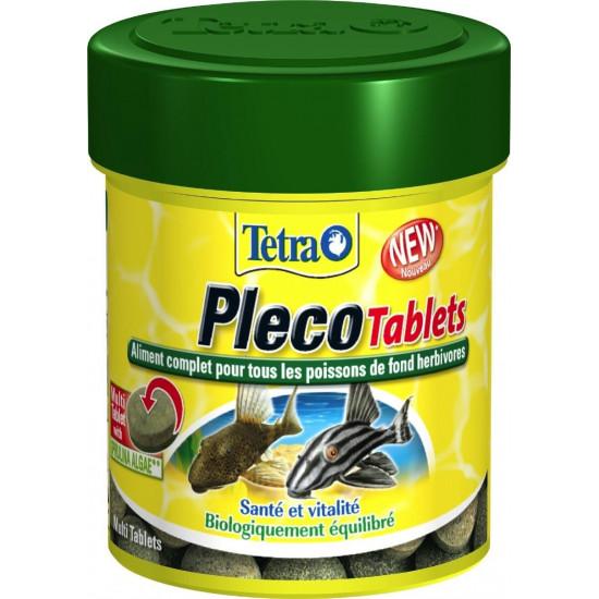 Tetra plecomin 120tab. de Tetra - Tetra pond - Nourriture pour poissons dans Poissons tropicaux