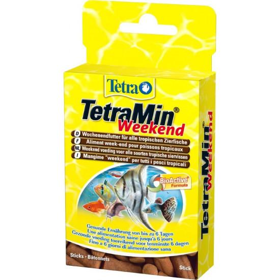 Tetra tetramin week end 20 stk de Tetra - Tetra pond - Nourriture pour poissons dans Poissons tropicaux