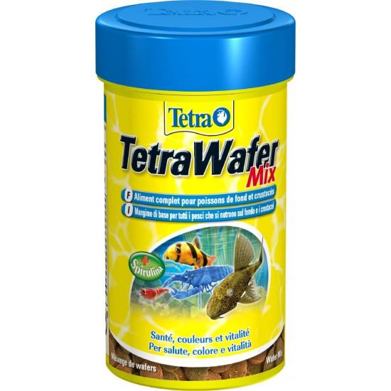 Tetra wafermix 100ml de Tetra - Tetra pond - Nourriture pour poissons dans Autres poissons