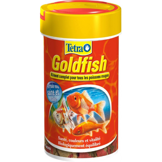 Tetra goldfish flocons  100ml