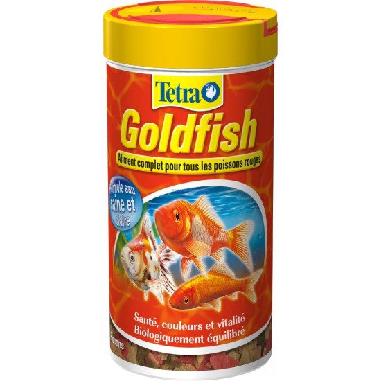 Tetra goldfish flocons  250ml