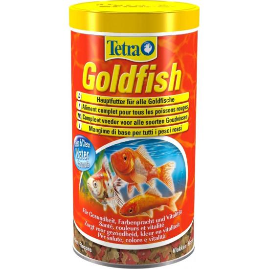 Tetra goldfish flocons 1l