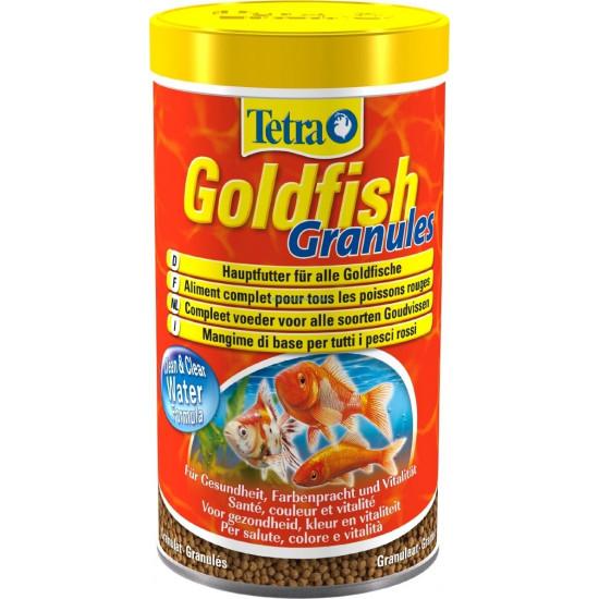 Tetra goldfish granules 500ml de Tetra - Tetra pond - Nourriture pour poissons dans Poissons rouges