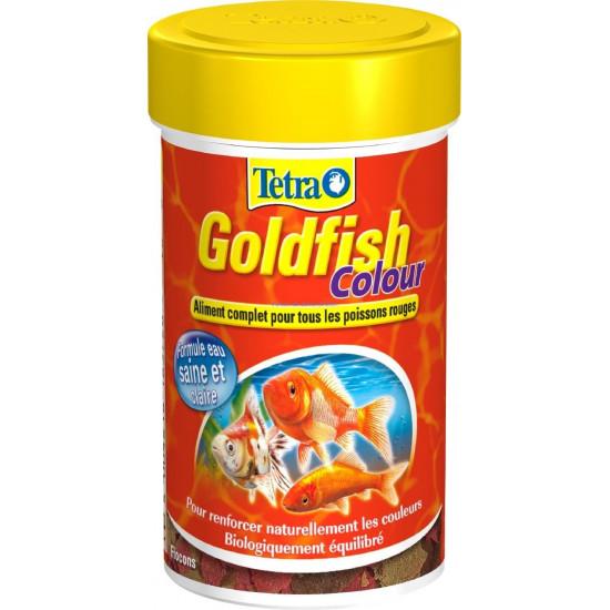 Tetra goldfish colour gran 100ml de Tetra - Tetra pond dans Poissons rouges