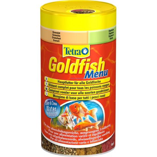 Tetra goldfish menu 250ml de Tetra - Tetra pond - Nourriture pour poissons dans Poissons rouges