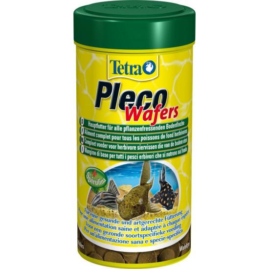 Aliment tetra plecowafer 250ml
