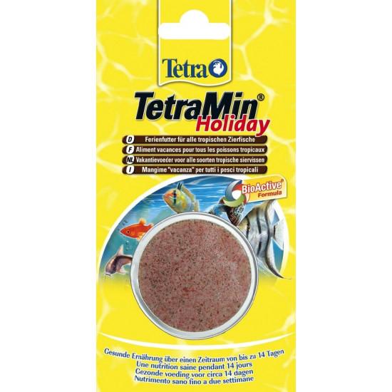 Tetra tetramin holiday 1 x 30g de Tetra - Tetra pond - Nourriture pour poissons dans Poissons tropicaux