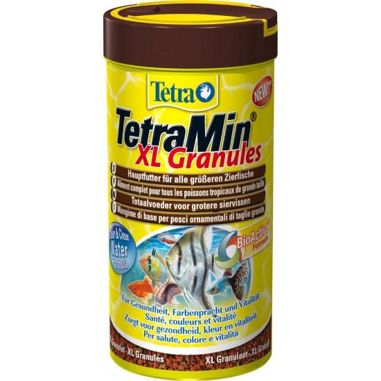 Tetra tetramin granules 250ml xl de Tetra - Tetra pond - Nourriture pour poissons dans Poissons tropicaux