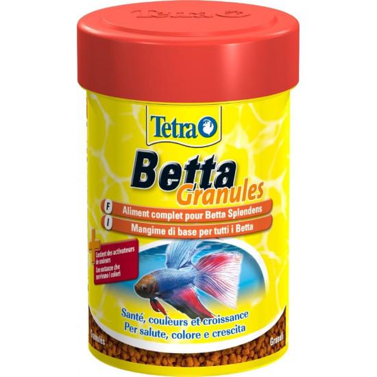 Tetra betta granules 85ml de Tetra - Tetra pond - Nourriture pour poissons dans Poissons tropicaux