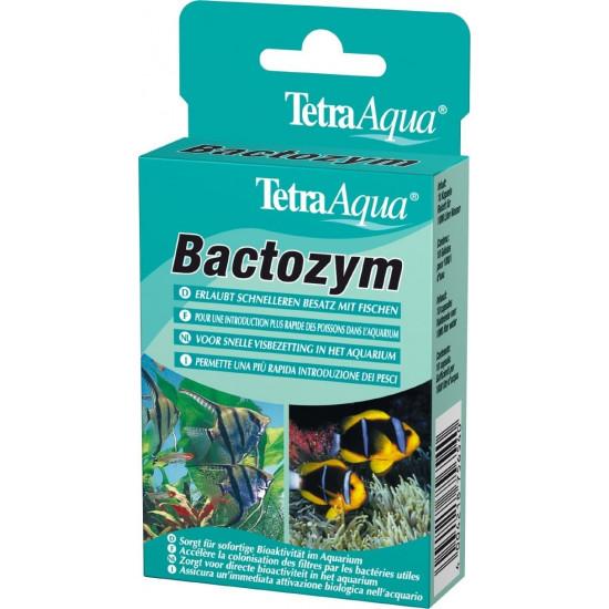 Tetra bactozym 10 gelules de Tetra - Tetra pond - Nourriture pour poissons dans Equilibre de l'eau
