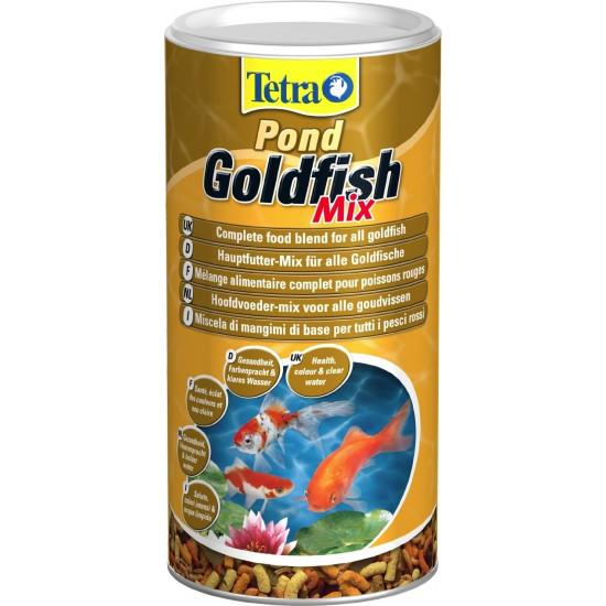 Tetrapond gold mix 1l de Tetra - Tetra pond - Nourriture pour poissons dans Nourriture poisson de bassin