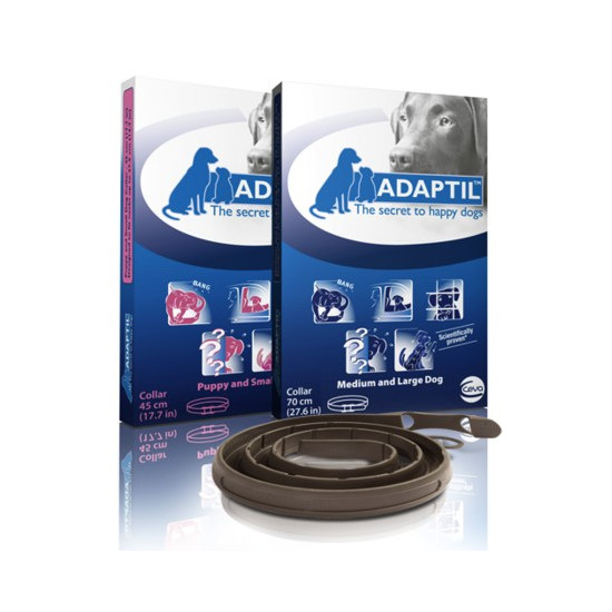 Adaptil collier 70cm de Ceva dans Hygiene pour chiens