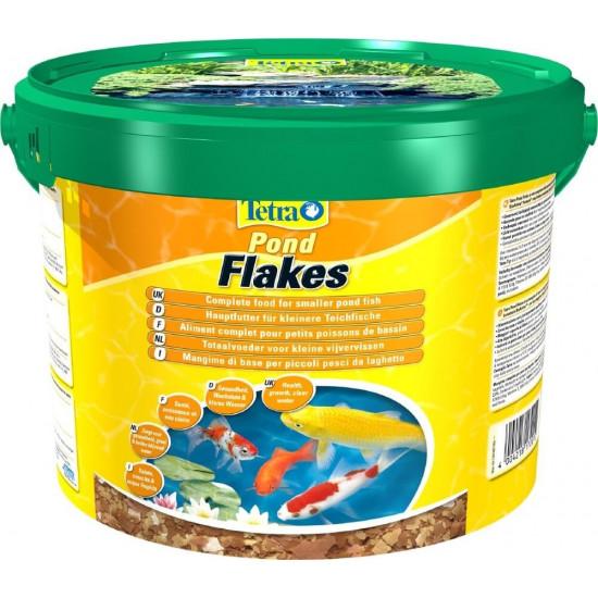Tetrapond flakes 10l de Tetra - Tetra pond dans Nourriture bassin