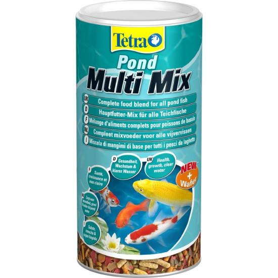 Tetrapond multimix 1l de Tetra - Tetra pond - Nourriture pour poissons dans Nourriture poisson de bassin