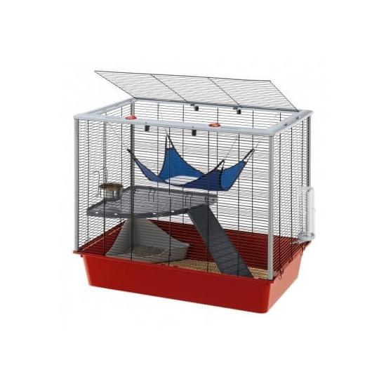Cage furet noir de Ferplast - cage pour oiseaux et rongeurs dans Cages pour rongeurs