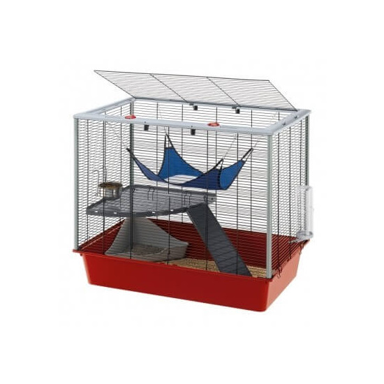 Cage furet noir