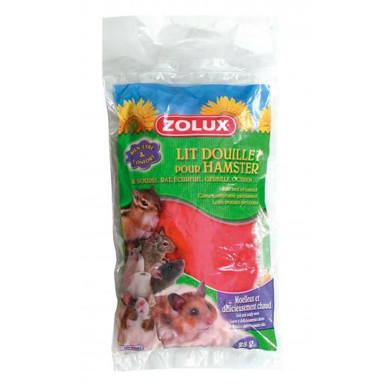 Lit douillet hamster couleur de Zolux - Produit pour animaux dans Maison pour rongeurs