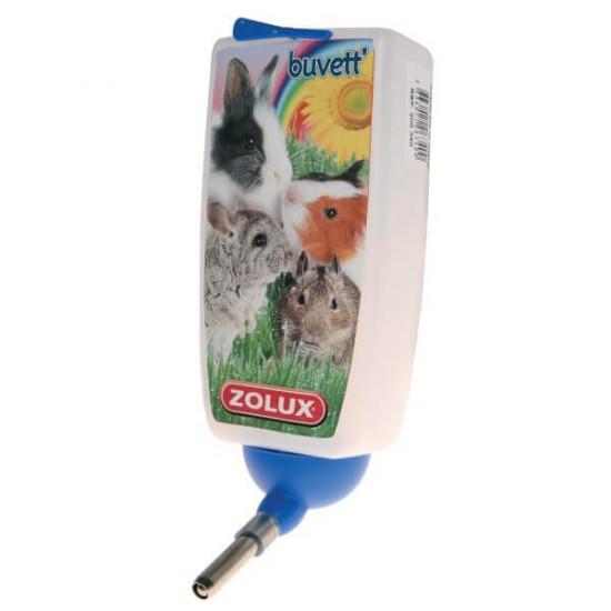 Biberon rongeurs 500ml de Zolux - Produit pour animaux dans Gamelles et biberons