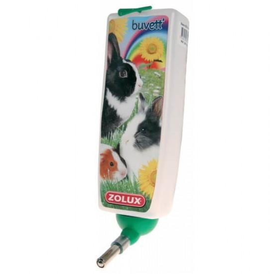 Biberon rongeur buvett 900ml de Zolux - Produit pour animaux dans Gamelles et biberons