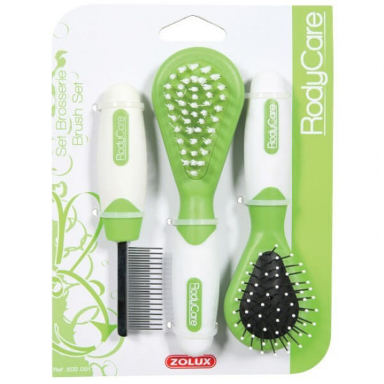Set brosse rongeur rodycare