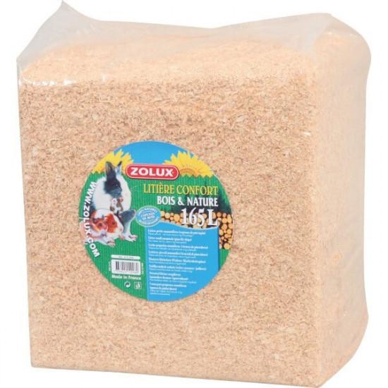 Litiere rodywood nature 165l de Zolux - Produit pour animaux dans Litières pour rongeurs