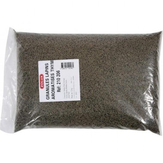 Granules lapin c/inde sac 12kg