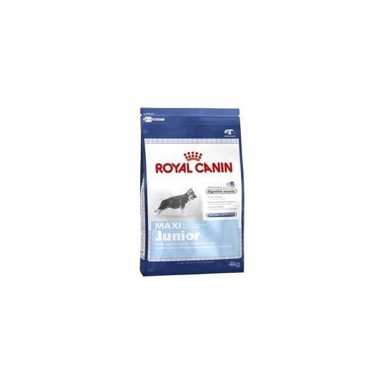 Maxi junior 4kg de Royal Canin - Croquette chien et chat dans Chiens