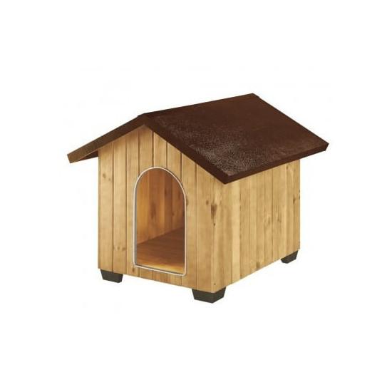 Niche domus bois extra large de Ferplast - cage pour oiseaux et rongeurs dans Niches pour chiens