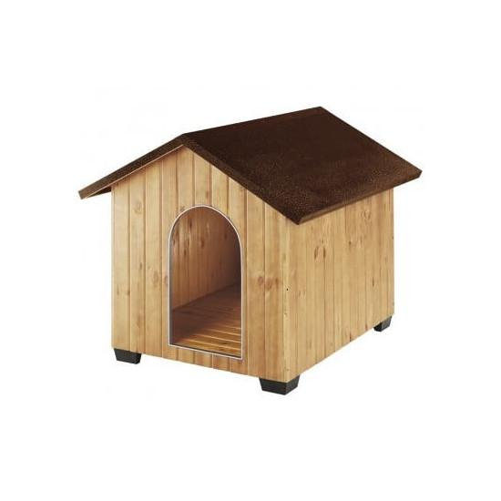Niche domus bois maxi de Ferplast - cage pour oiseaux et rongeurs dans Niches pour chiens