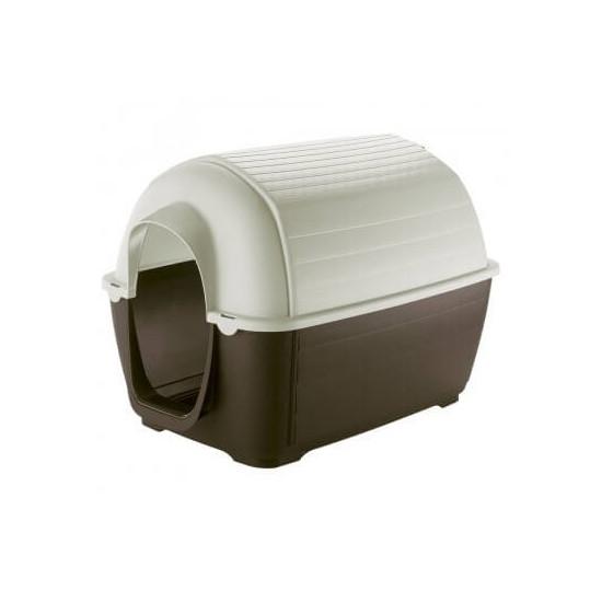 Niche kenny 05 plastique de Ferplast - cage pour oiseaux et rongeurs dans Niches pour chiens