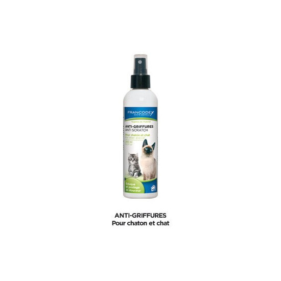 Anti griffures chat 200ml