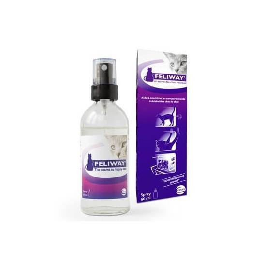 Feliway spray 60 ml de Ceva - Feliway dans Transport pour chats