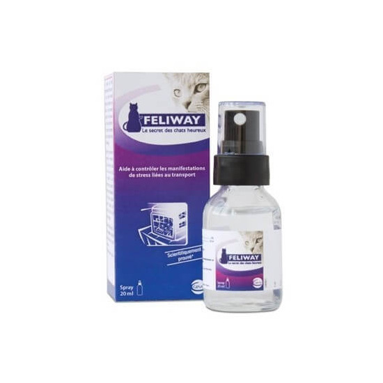 Feliway spray 20ml de Ceva dans Hygiene pour chats