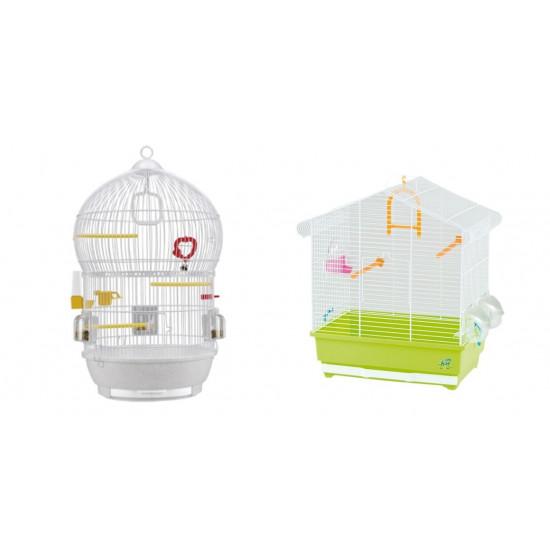 Habitat des perruches