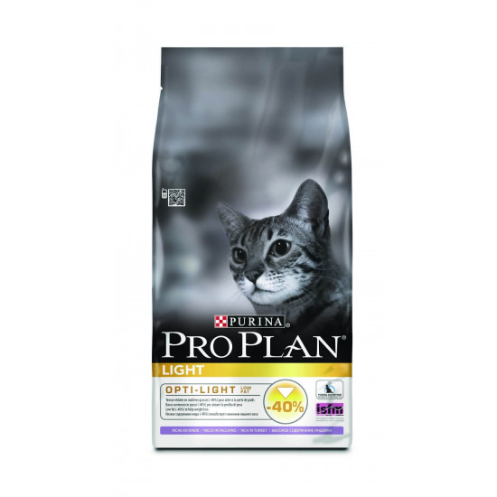Pp chat light 10kg de Proplan - croquette chien et chat dans Purina Proplan