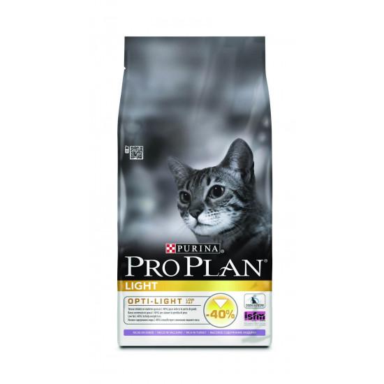 Proplan chat light 10kg de Proplan - croquette chien et chat dans Purina Proplan