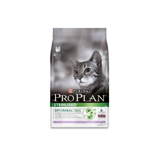 Pp chat sterilised dinde 400g