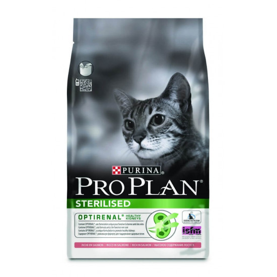Pro plan chat sterilised saumon 3kg de Proplan - croquette chien et chat dans Purina Proplan