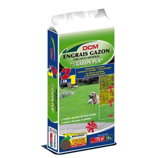 Engrais gazon pur 10kg de DCM - Engrais et terreaux dans Engrais Gazon