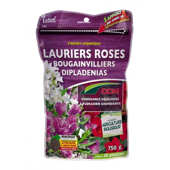 Engrais lauriers roses 750g de DCM - Engrais et terreaux dans Granule
