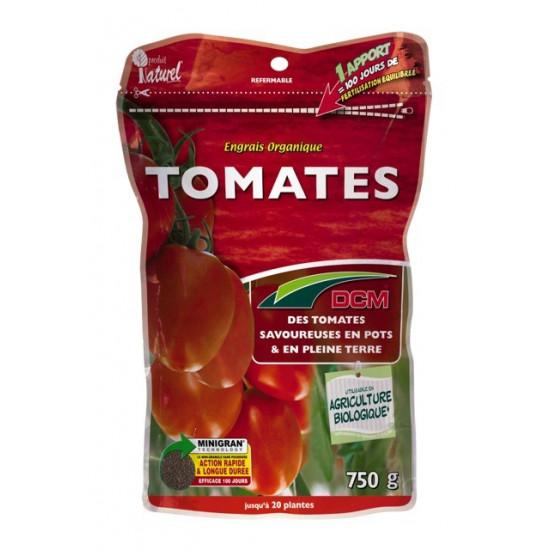 Engrais tomates 750g de DCM dans Granule